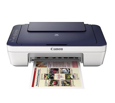 Canon PIXMA MG3022 Wireless Inkjet All-in-One Printer #1346C062 with INK CATRIDG