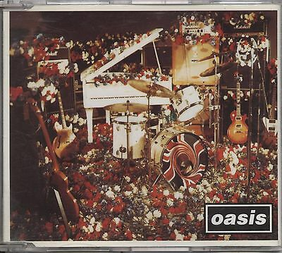 Oasis - Don't Look Back In Anger (CD (Don T Look Back In Anger Acoustic)