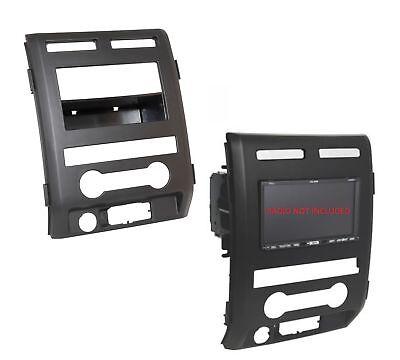 Car Radio Stereo CD Player Dash Install Mounting Trim Bezel Panel Kit