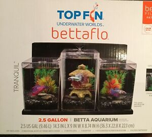Bettaflo aquarium