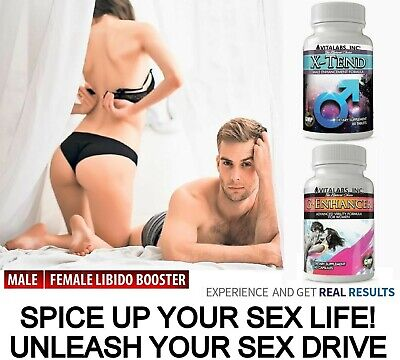 Mens Womens Sex Aid Pill Orgasm Volume Enlargement Libido Climax Horny Enhancer