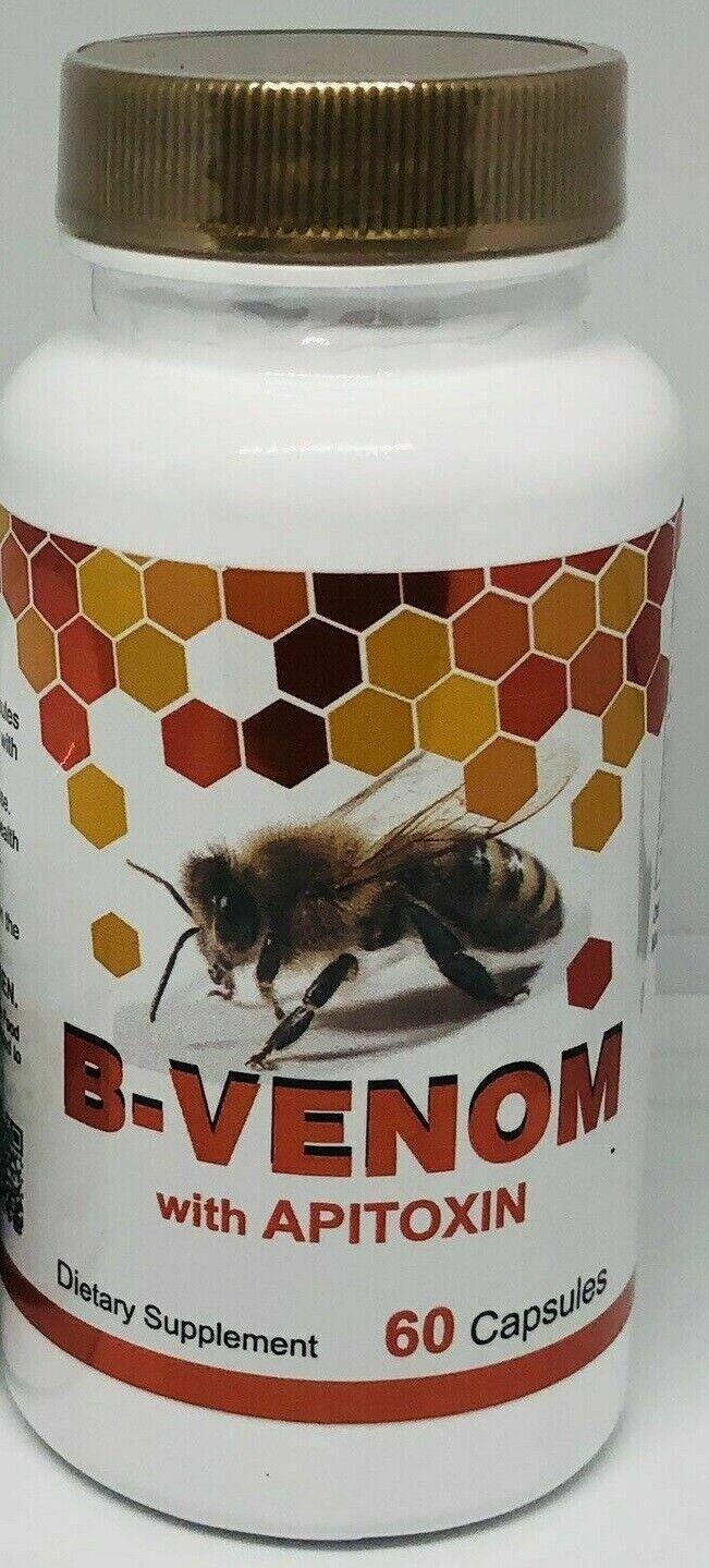 2 Bio Bee Therapy Venom Extract anti-inflammatory Miracle Arthritis Pain Cure 3