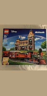 NEW LEGO Disney Train and Station 71044 additional Mickey/Minnie included 71024