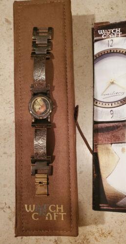 Watchcraft Eduardo Milieris Womens Watch Porthole Collection Limited Ed SPFL32