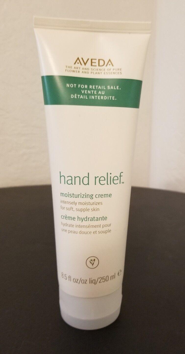 Aveda Hand Relief Moisturizing Creme 8.5 oz +Free Aveda Sham