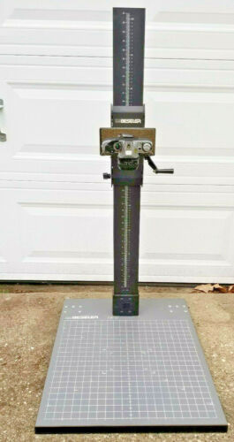 Beseler CS-21 Professional Digital/Photo Video Copy Stand with Quick Release
