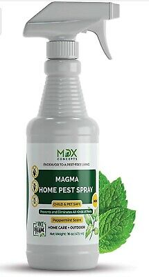 MDX Concepts, Magma Home Pest Spray.  Child and Pet Save.  Home Care/Outdoor