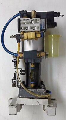 Millitronics Centurian 7 Mm-18 Cnc Toolingbit Ejector.