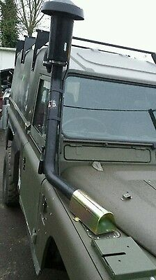 Land Rover Military Defender 90/110/Wolf Snorkel Wing Cover Plate  PJR100040