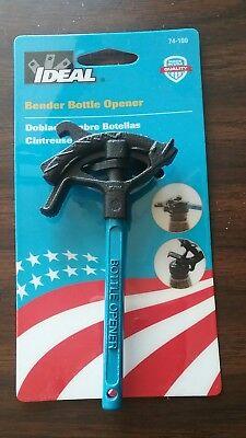 Ideal Bottle Opener Conduit Bender Electrician Gift New