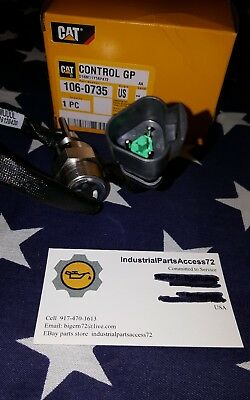 One 106-0735 Genuine Oem Cat Control Gp Caterpillar 1060735 Sensor Temperature