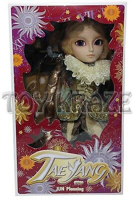 Jun Planning Taeyang Cavalie F 919 Anime Fashion Pullip Musketeers Cosplay Doll