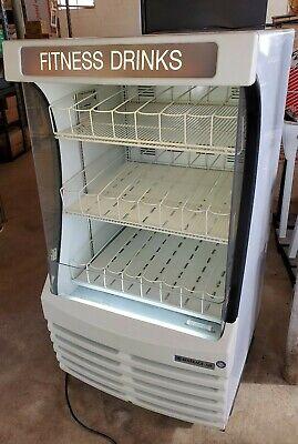 Beverage Air Open Air Merchandiser Grab-n-go Cooler Refrigerator Bz13-1-w.