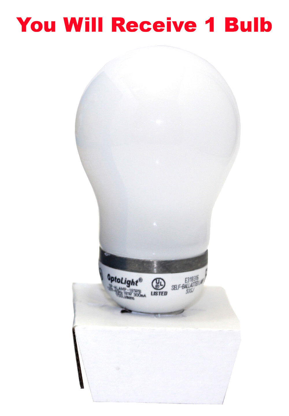 YOU WILL RECIVE 1 LIGHT BULB Plseae contact us for further questions or inquiries: