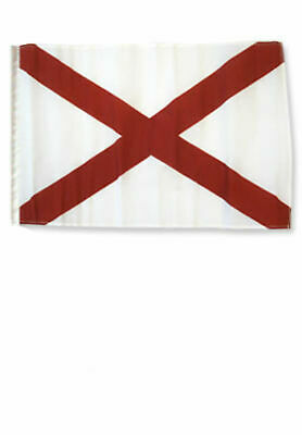 12x18 Alabama Flag 12