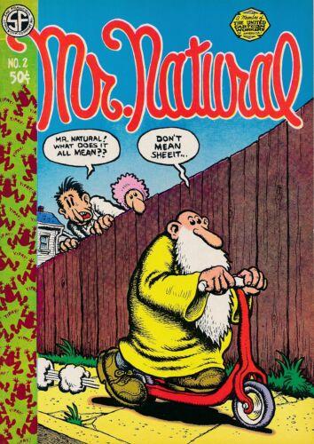 Robert Crumb- Signed Comic Book