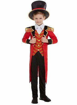 Zirkusdirektor Kostüm für - Kind Zirkusdirektor Kostüme