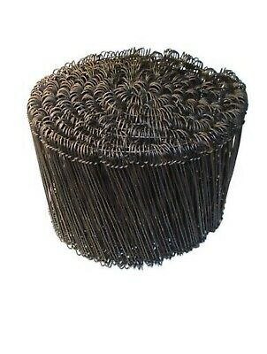 1000 Rebar Tie Wire 8 16 Gauge Black Annealed 33.00 Free Shipping