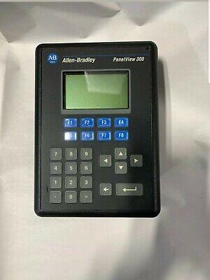 Allen-bradley 2711-k3a5l1 Ser. A Panelview 300 Rev.c Frn 4.20 Keypad Rs-232 Fast