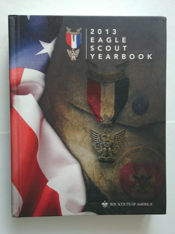 Boy Scouts Eagle Scout Yearbook 2016