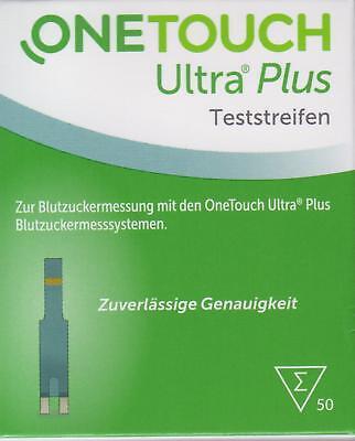 Lifescan One Touch Ultra Plus Teststreifen 13754775 neu+OVP vom med. Fachhändler