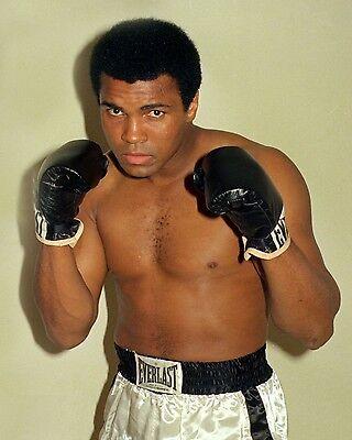 "Muhammad Ali 10"" x 8"" Photograph no 1"