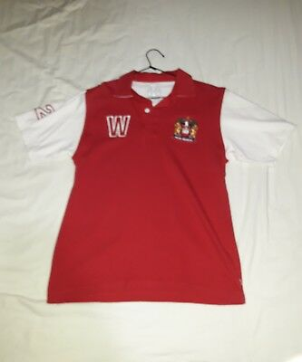 Wigan Warriors Limited Edition Polo Shirt