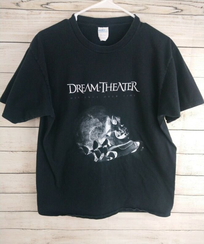 Dream Theater Distance Over Time Tshirt Large