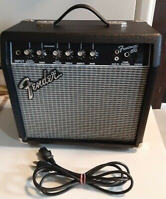 Fender Frontman Guitar Amplifier 15G - 38 Watt