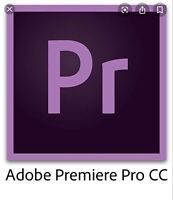 Looking for Adobe Premier professional