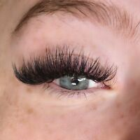 Comfortable, Safe Eyelash Extensions