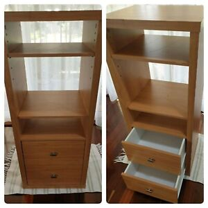 One Shelving/Draw Unit