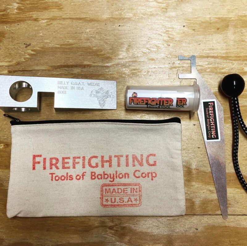 Firefighter Personal Entry Assist Kit (PEAK)- Iron's Man Kit
