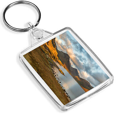 Wastwater in the English Lake Keyring - IP02 - Mountain Nature Cool Gift #12764