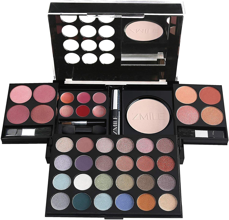 Coffret Maquillage Mallette Complet Palette Cosmétique Cade