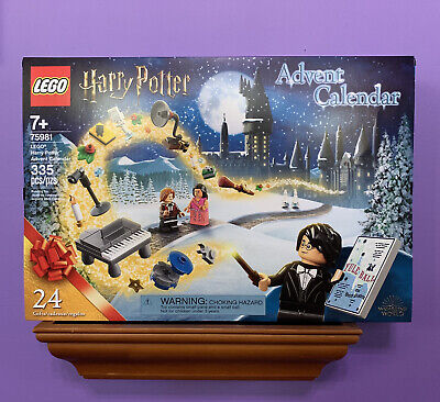 New 2020 Lego Harry Potter Advent Calendar (75981) IN HAND Sealed