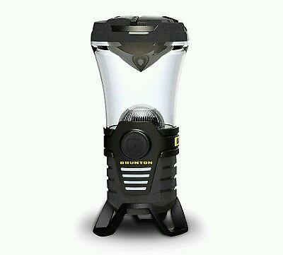 Brunton Lightwave Camp Rocker Rechargeable LED Lantern, BT Speaker, USB Charger