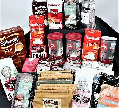 Kaffee Lose Filterkaffee gemahlener Kaffee 10 KgVorratsbox Illy Lavazza haltbar