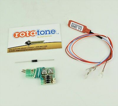 Antique Rotary Telephone Pulse to Tone Converter - Rotatone