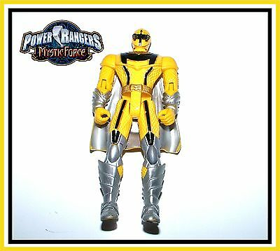 Power Rangers Mystic Force   Yellow Flame Cycle Yellow Ranger     Figure Only