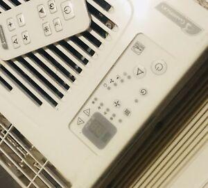 Garrison 5200 BTU Window Electric Air Conditioner