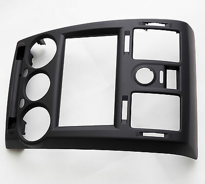 Panel Center Fascia Matte Black Assy 1EA For Hyundai Getz Click 2002 2011