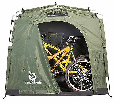 The YardStash III: Bicycle Storage & Outdoor Storage