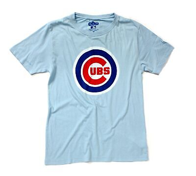 MLB Chicago Cubs Brass Tacks Vintage Style T-Shirt by Red Jacket