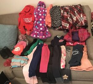 Girls 4T-5T clothing lot