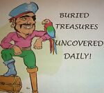 Buried Treasures Uncovered Daily