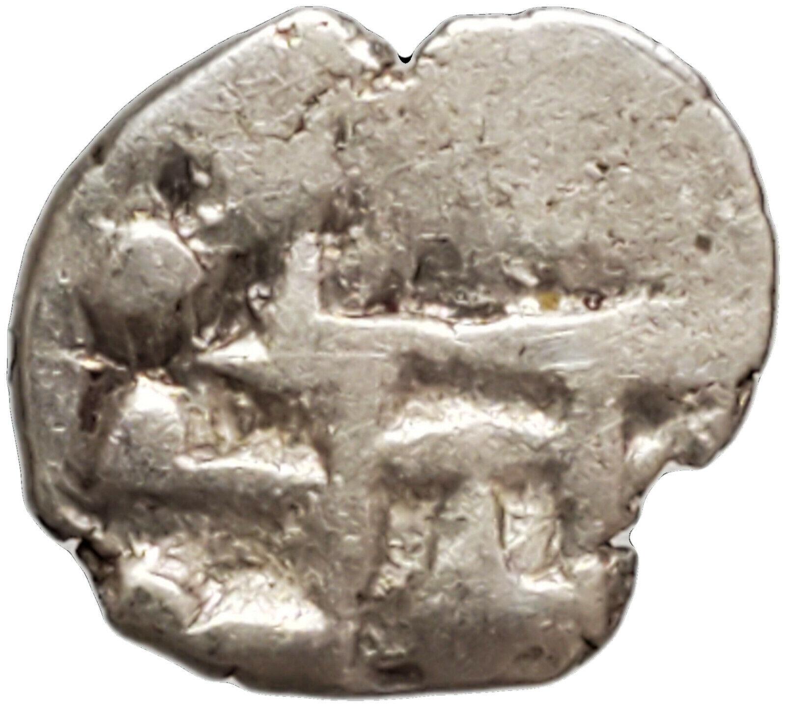 Rare AR Bilingual Damma Of Muhammad-IV Of Multan, Ca. 913 CE F T M76a RR , XF  - $25.00