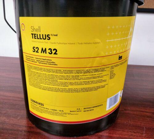 Shell Tellus 550045425, S2 M 32 Industrial Hydraulic Fluid