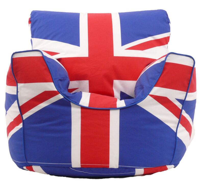 Union Jack Bean Bag Ebay