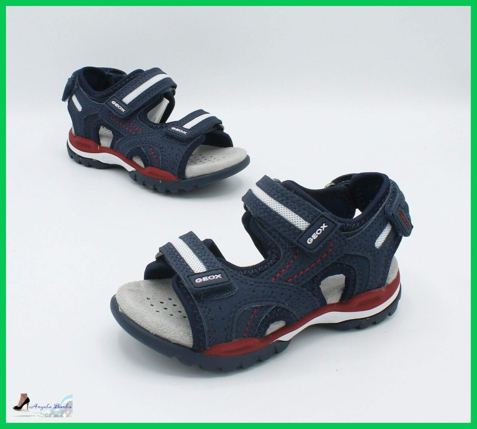 Sandals Baby Boys Geox Summer Shoes for Boy Youth Kids Sport Straps